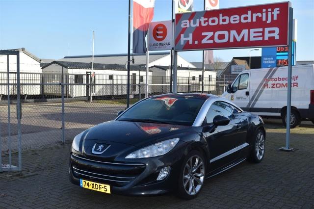 Peugeot-RCZ